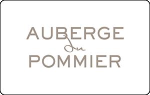 Auberge Du Pommier Gift Card
