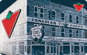Canadian Tire Gift Cards
