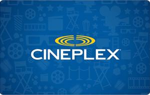 Cineplex Gift Cards