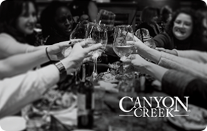Canyon Creek Restaurant Gift Cards
