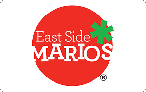 East Side Mario's Gift Cards