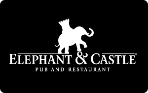 Elephant and Castle Gift Cards