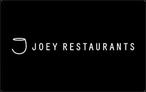 Joey Restaurants Gift Cards