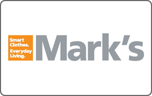 Mark's Work Wearhouse Gift Cards