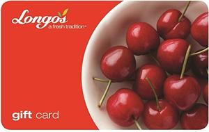 Longo's Gift Card