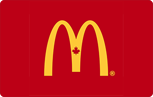 McDonald's Gift Cards