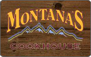 Montana's Cookhouse Gift Cards
