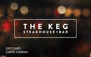 The Keg Steakhouse Gift Cards