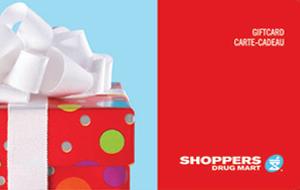 Shoppers Drug Mart Gift Cards