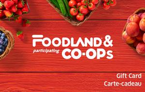 FoodLand Gift Card