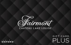 Fairmont Chateau Lake Louise (Oxford Plus) Gift Cards